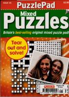 Puzzlelife Ppad Puzzles Magazine Issue NO 45