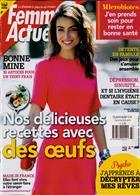 Femme Actuelle Magazine Issue NO 1856