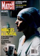 Paris Match Magazine Issue NO 3702