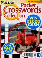 Puzzler Q Pock Crosswords Magazine Issue NO 210