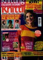 Simply Knitting Magazine Issue NO 199