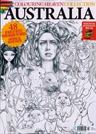 Colouring Heaven Collection Magazine Issue NO 14