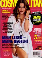 Cosmopolitan German Magazine Issue NO 6