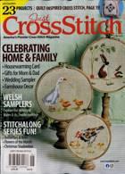 Just Cross Stitch Magazine Issue JUN 20