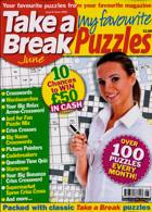 Tab My Favourite Puzzles Magazine Issue JUN 20