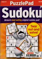 Puzzlelife Ppad Sudoku Magazine Issue NO 51