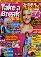 Take A Break Monthly Magazine Issue JUN 20
