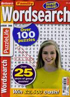 Family Wordsearch Magazine Issue NO 355