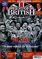 Best Of British Magazine Issue MAY 20