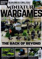 Miniature Wargames Magazine Issue JUL 20