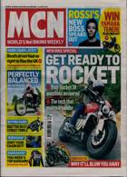 Motorcycle News Magazine Issue 20/05/2020