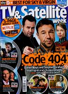 Tv & Satellite Week  Magazine Issue 25/04/2020