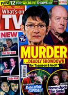 Whats On Tv England Magazine Issue 25/04/2020