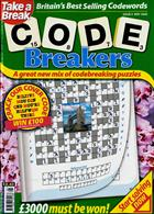 Take A Break Codebreakers Magazine Issue NO 5