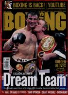 Boxing News Magazine Issue 04/06/2020