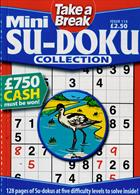 Tab Mini Sudoku Collection Magazine Issue NO 115