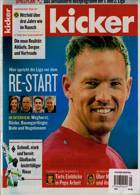 Kicker Montag Magazine Issue NO 21