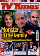 Tv Times England Magazine Issue 13/06/2020