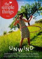 Simple Things Magazine Issue JUL 20