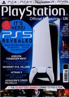 Playstation Official Magazine Issue AUG 20