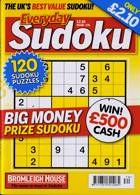 Everyday Sudoku Magazine Issue NO 174