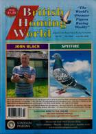 British Homing World Magazine Issue NO 7528