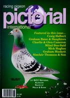 Racing Pigeon Pictorial Magazine Issue NO 588