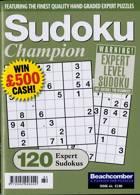 Sudoku Champion Magazine Issue NO 64