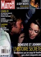 Paris Match Magazine Issue NO 3709