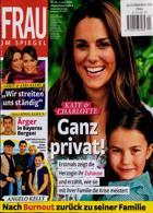 Frau Im Spiegel Weekly Magazine Issue NO 24