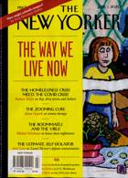 New Yorker Magazine Issue 01/06/2020