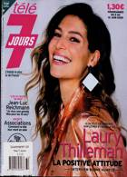 Tele 7 Jours Magazine Issue NO 3132