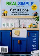 Real Simple Magazine Issue MAY 20