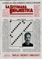 La Settimana Enigmistica Magazine Issue NO 4602