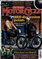 Classic Motorcycle Monthly Magazine Issue JUN 20