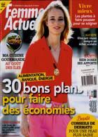 Femme Actuelle Magazine Issue NO 1863