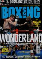 Boxing News Magazine Issue 23/04/2020