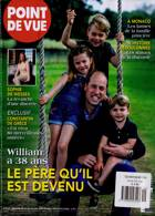 Point De Vue Magazine Issue NO 3749