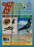 British Homing World Magazine Issue NO 7521