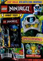 Lego Ninjago Magazine Issue NO 63