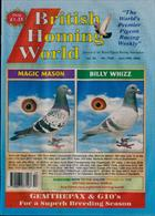 British Homing World Magazine Issue NO 7522