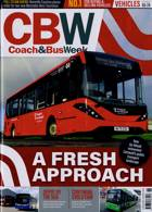 Coach And Bus Week Magazine Issue NO 1446