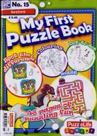 Puzzlelife Junior Silver Magazine Issue 1ST PZ B15