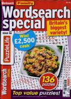 Family Wordsearch Special Magazine Issue NO 58
