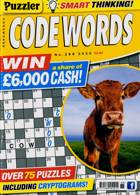 Puzzler Codewords Magazine Issue NO 288