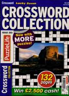 Lucky Seven Crossword Coll Magazine Issue NO 253