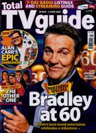 Total Tv Guide England Magazine Issue NO 23