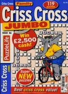 Family Criss Cross Jumbo Magazine Issue NO 86