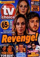 Tv Choice England Magazine Issue NO 23