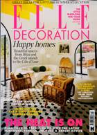 Elle Decoration Magazine Issue JUL 20